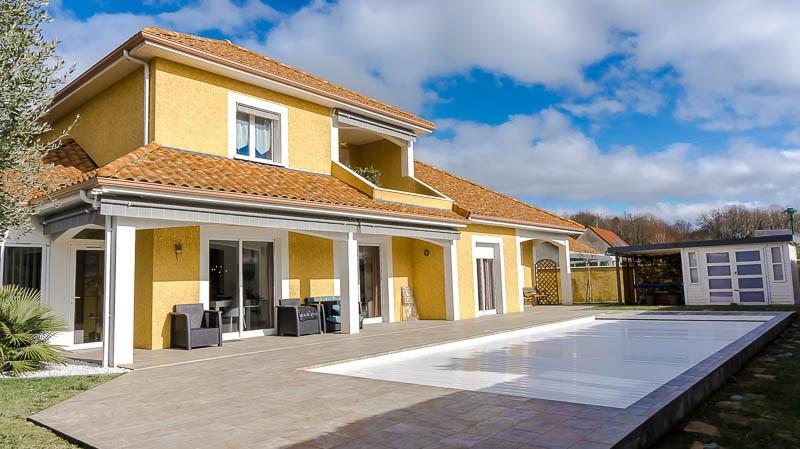 Maison 6 pièces proche soumoulou - 6 pièce (s) - 161.22 m²