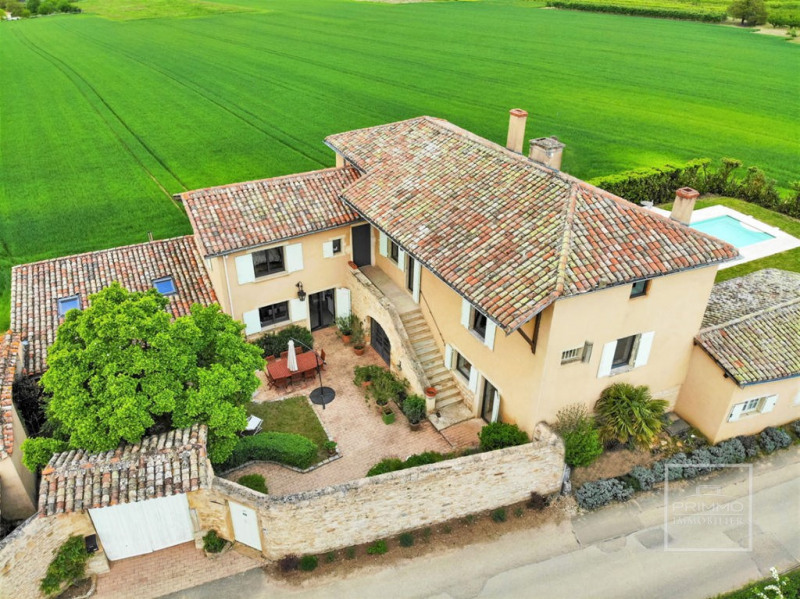 Deluxe sale house / villa Lissieu 799000€ - Picture 1