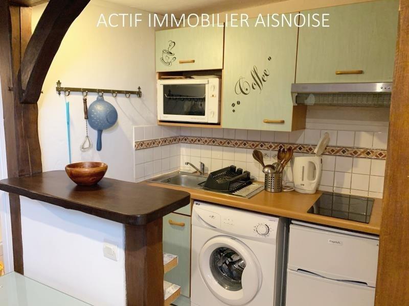 Rental apartment Senlis 525€ CC - Picture 2