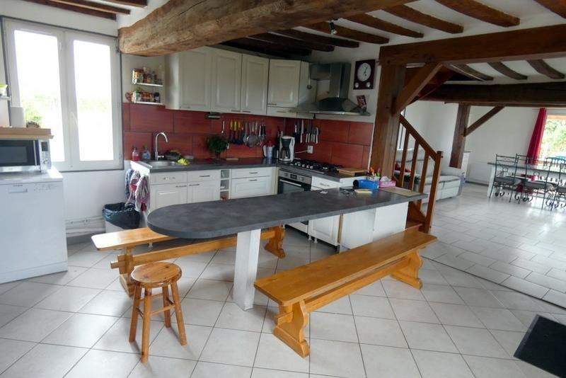 Vente maison / villa Conches en ouche 173000€ - Photo 7