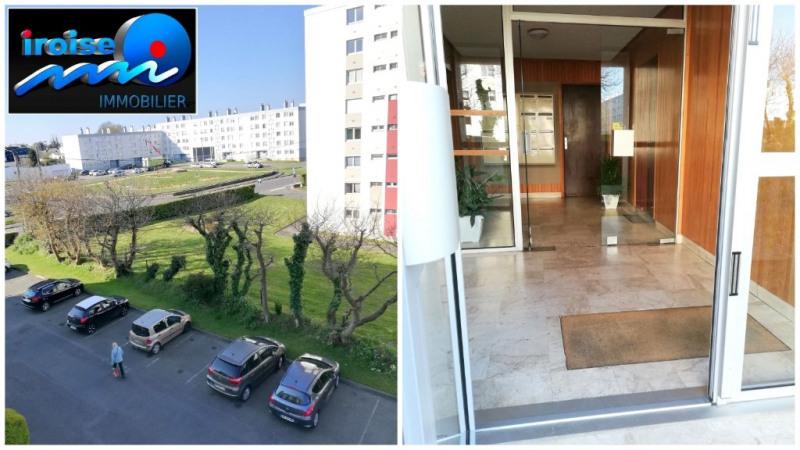 Sale apartment Brest 112300€ - Picture 3