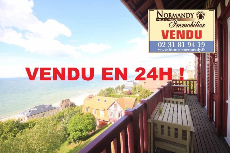 Sale apartment Villers sur mer 381800€ - Picture 1