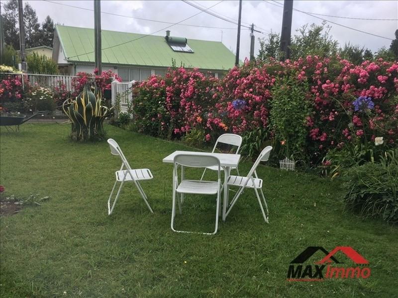 Vente maison / villa La plaine des cafres 178000€ - Photo 1
