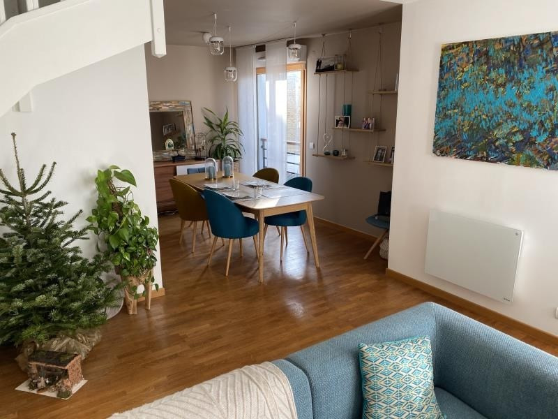 Deluxe sale apartment Boulogne billancourt 1 150 000€ - Picture 2