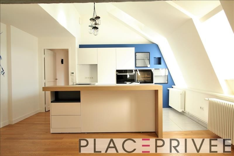 Deluxe sale apartment Nancy 349000€ - Picture 2
