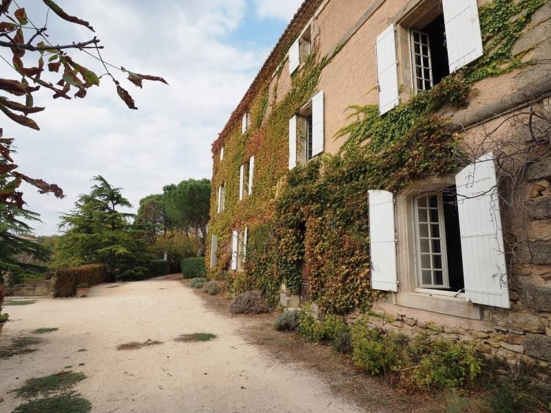 Verkoop van prestige  huis Uzes 695000€ - Foto 10