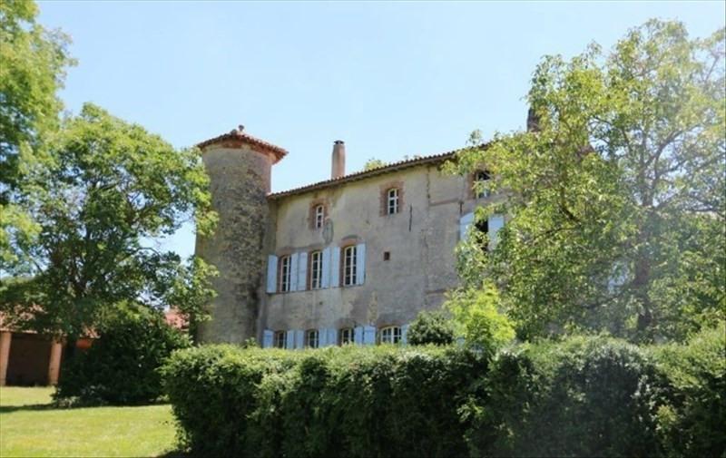 Vente de prestige maison / villa Belpech 1250000€ - Photo 1