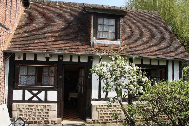 Sale house / villa La ferriere sur risle 81000€ - Picture 2