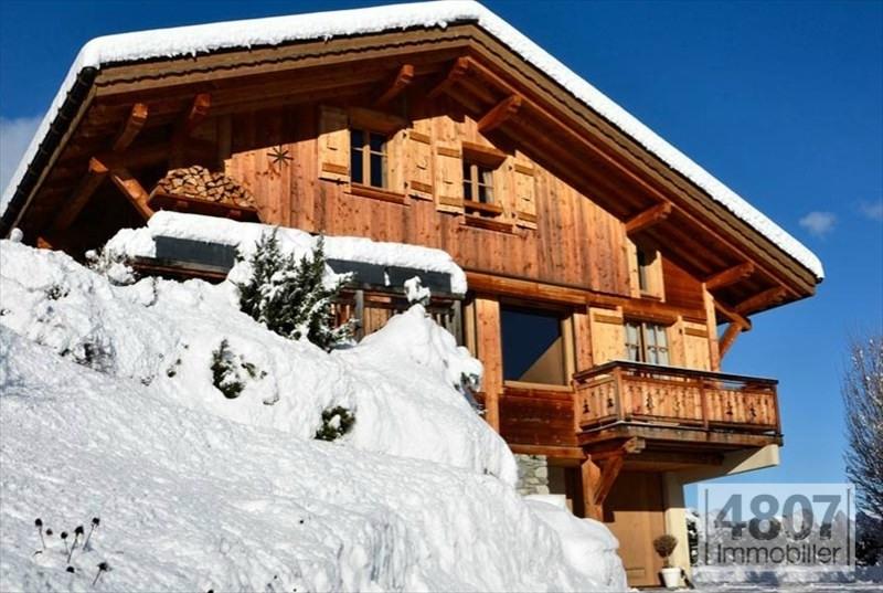 Vente de prestige maison / villa Combloux 845000€ - Photo 1