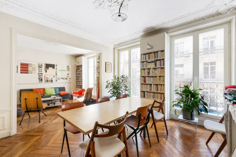 Sale apartment Paris 8ème 950 000€ - Picture 1