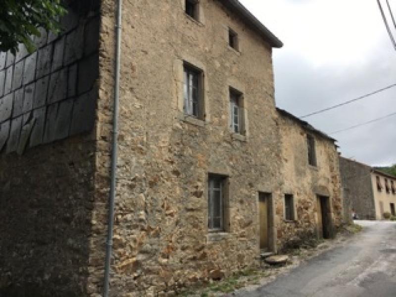 Vente maison / villa Rouairoux 45000€ - Photo 1
