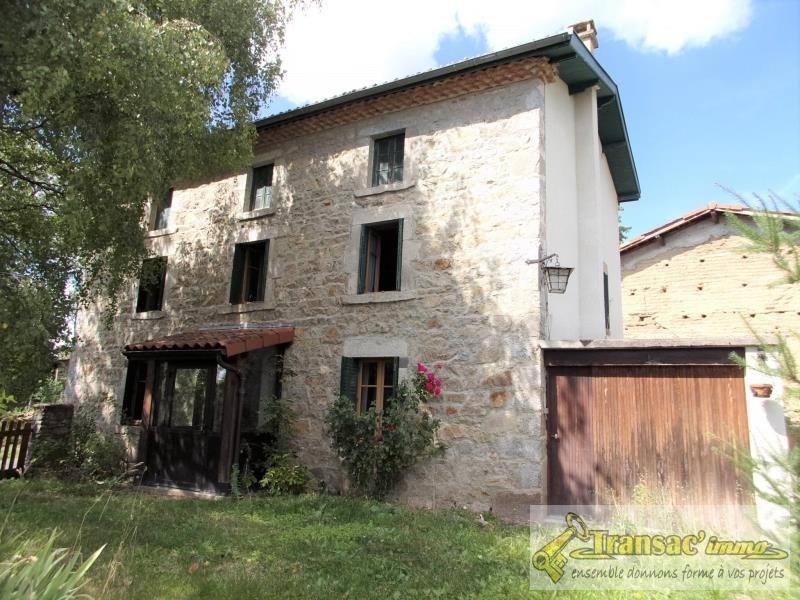 Vente maison / villa Escoutoux 68670€ - Photo 1