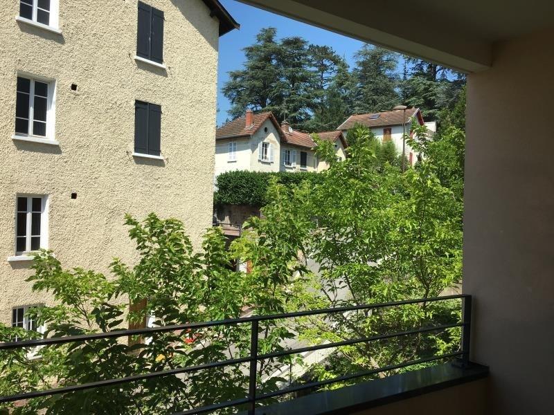 Vente appartement Charbonnieres les bains 340000€ - Photo 2