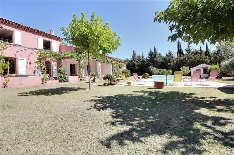 Sale house / villa Signes 787000€ - Picture 5