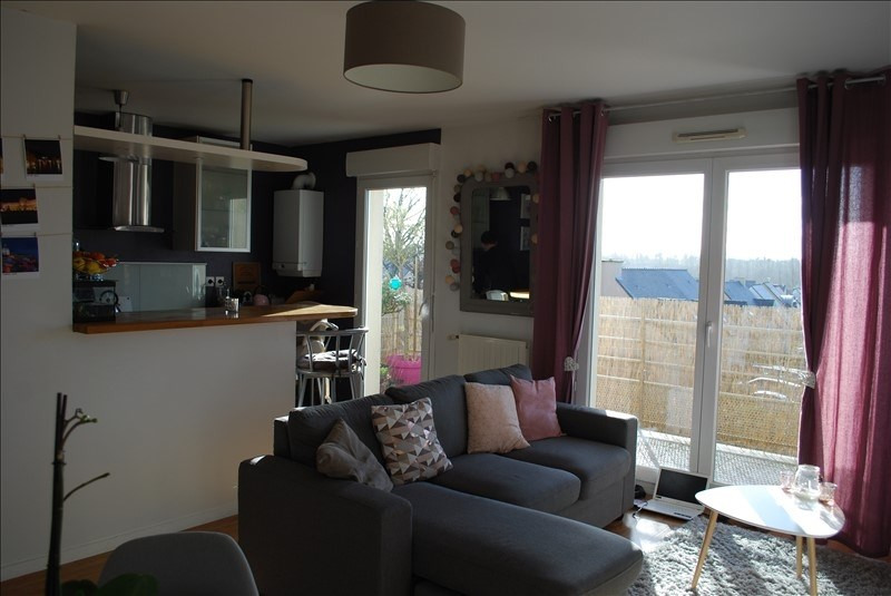 Vente appartement Chateaubourg 162750€ - Photo 1