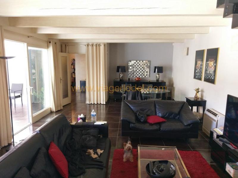 Vendita nell' vitalizio di vita casa Sussargues 150000€ - Fotografia 3