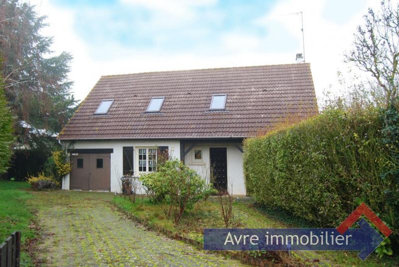 Sale house / villa Verneuil d'avre et d'iton 185000€ - Picture 1
