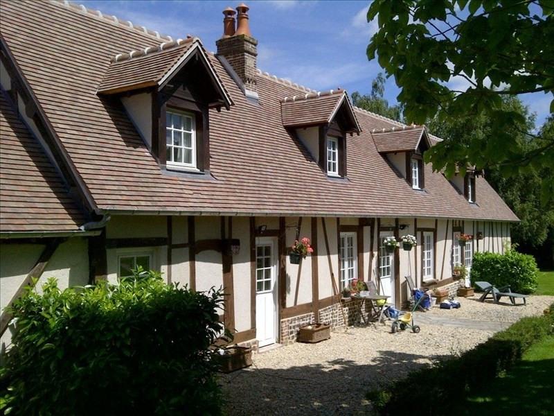 Deluxe sale house / villa Conches en ouche 420000€ - Picture 1
