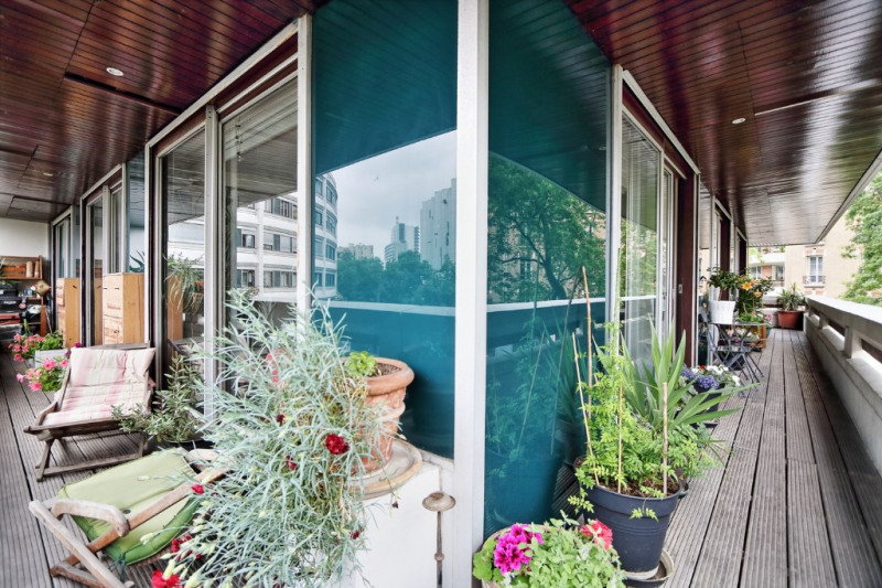 Verkauf von luxusobjekt wohnung Paris 15ème 1249000€ - Fotografie 7