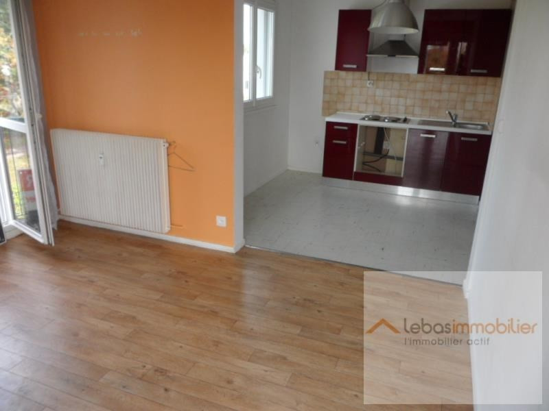 Rental apartment Yvetot 499€ CC - Picture 2