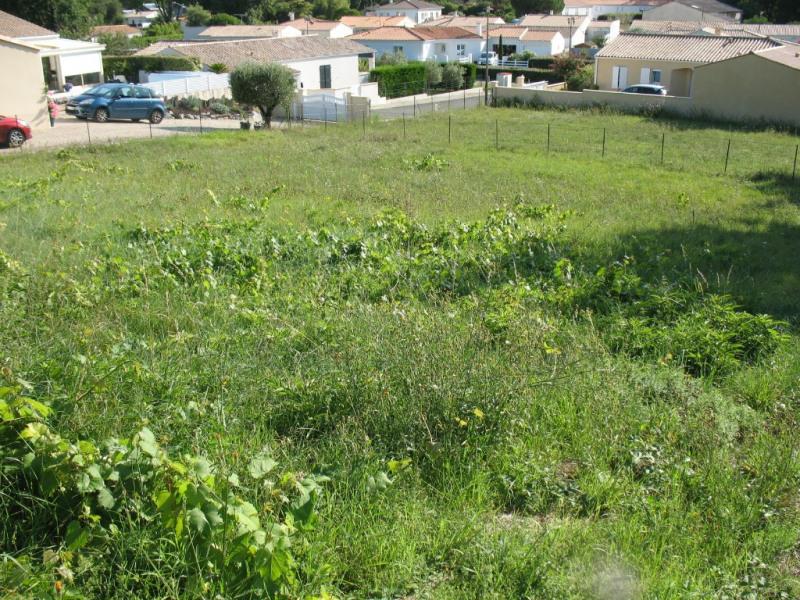 Vente terrain Les mathes 108000€ - Photo 3