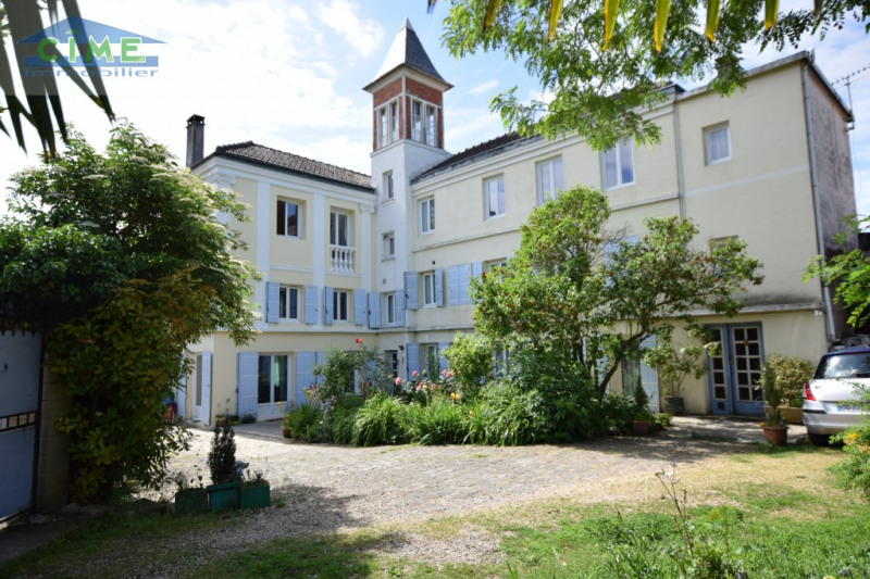 Sale house / villa Ballainvilliers 660000€ - Picture 1