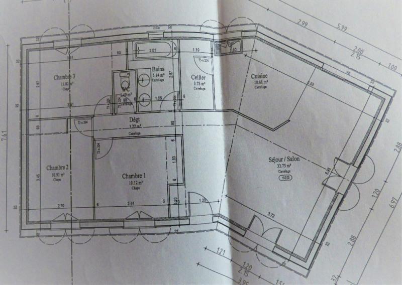 Vendita casa Saint loubes 299000€ - Fotografia 5