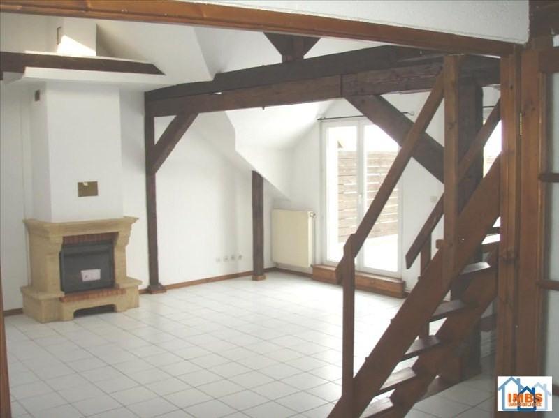 Rental apartment Schiltigheim 892€ CC - Picture 1
