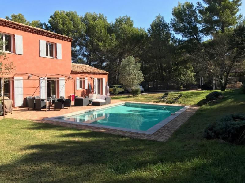 Deluxe sale house / villa Eguilles 810000€ - Picture 4