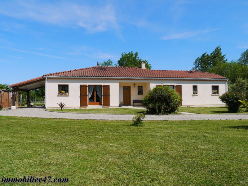 Sale house / villa Lafitte sur lot 260 000€ - Picture 2
