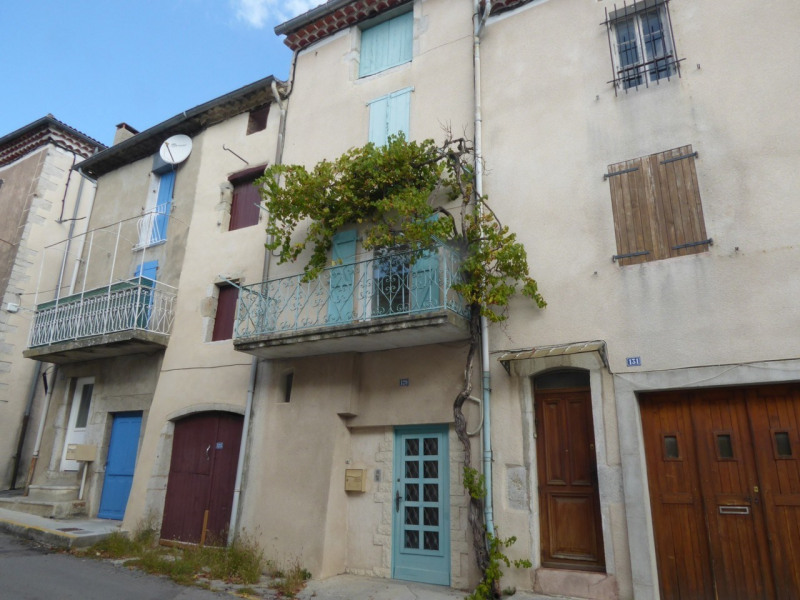 Location maison / villa Villeneuve-de-berg 420€ CC - Photo 10
