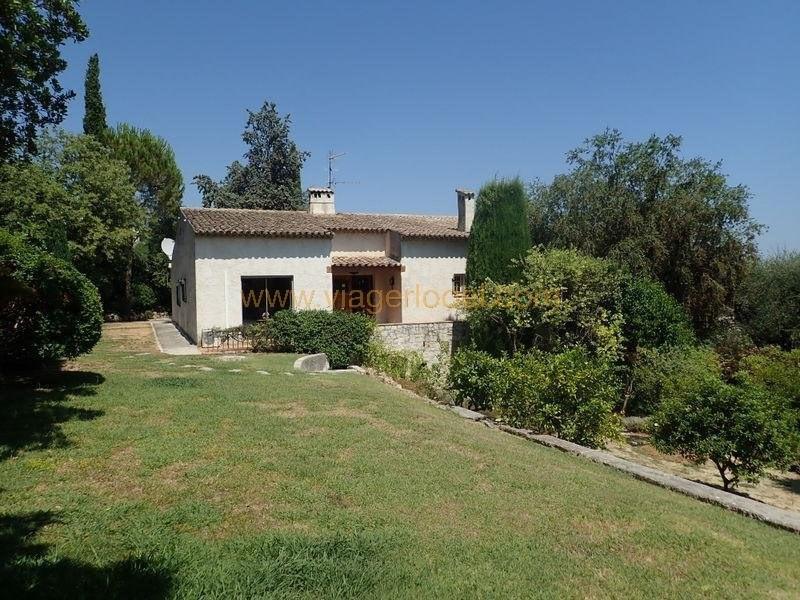Life annuity house / villa La colle-sur-loup 310000€ - Picture 5