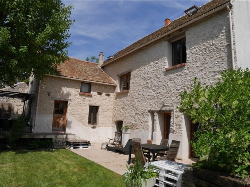 Sale house / villa Villette 375000€ - Picture 1