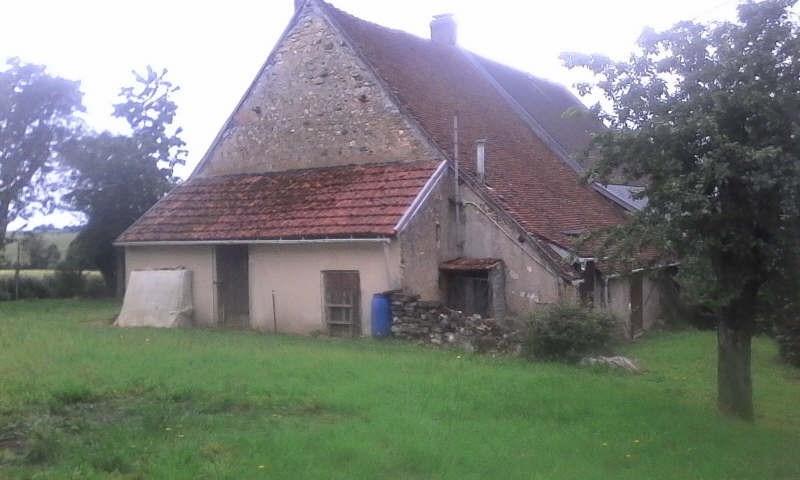 Vente maison / villa Menetou ratel 35000€ - Photo 2
