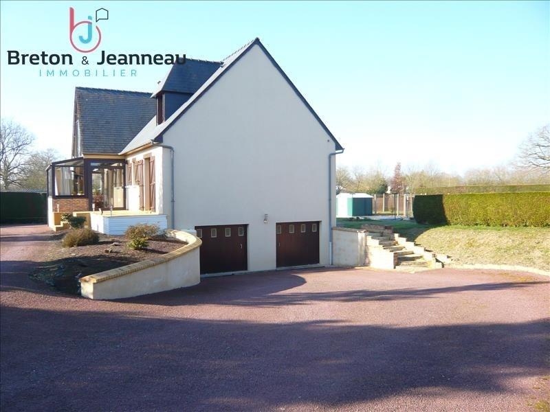 Vente maison / villa Arquenay 176800€ - Photo 3
