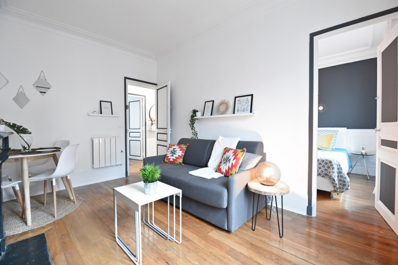 Vente appartement Paris 18ème 618 000€ - Photo 3