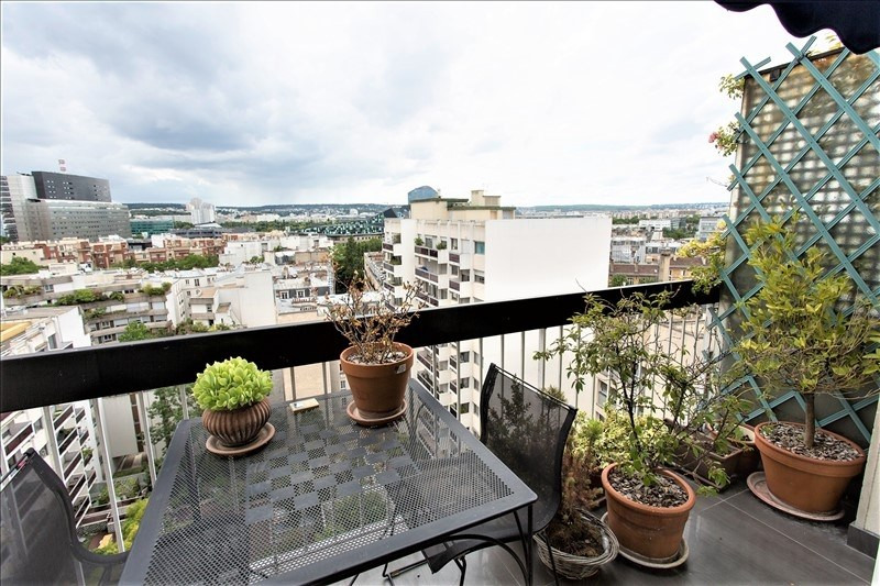Verkoop van prestige  appartement Paris 15ème 1820000€ - Foto 1
