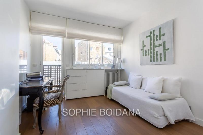 Vente de prestige appartement Paris 16ème 2150000€ - Photo 8