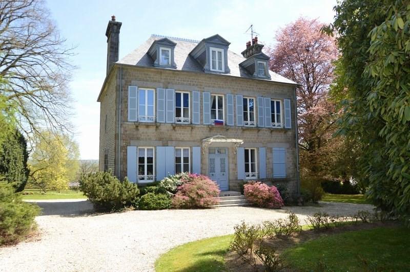Verkoop  huis Sourdeval 339000€ - Foto 1