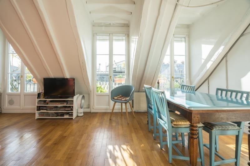 Deluxe sale apartment Paris 4ème 1160000€ - Picture 4