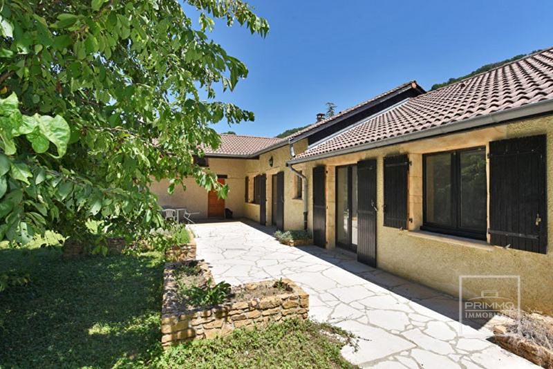 Vente maison / villa Poleymieux au mont d or 462000€ - Photo 4