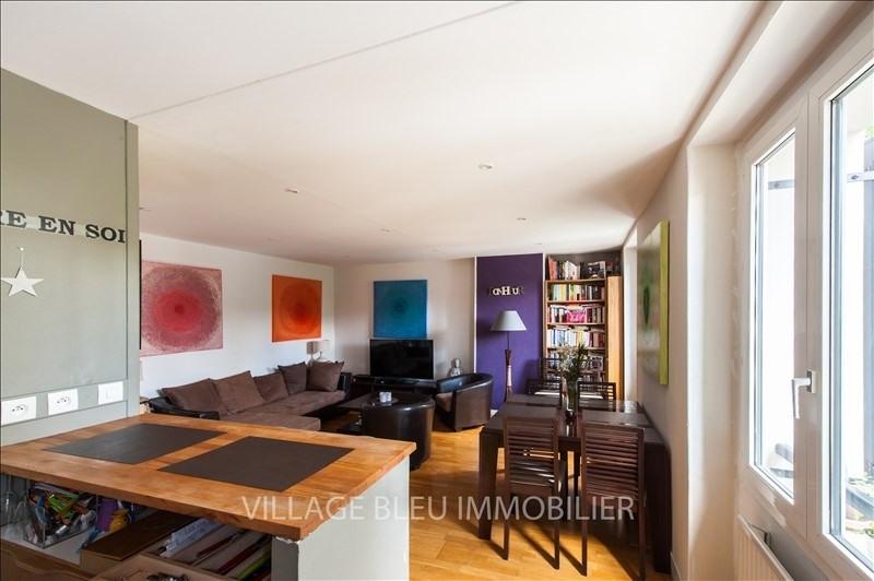 Vente appartement Courbevoie 369000€ - Photo 2