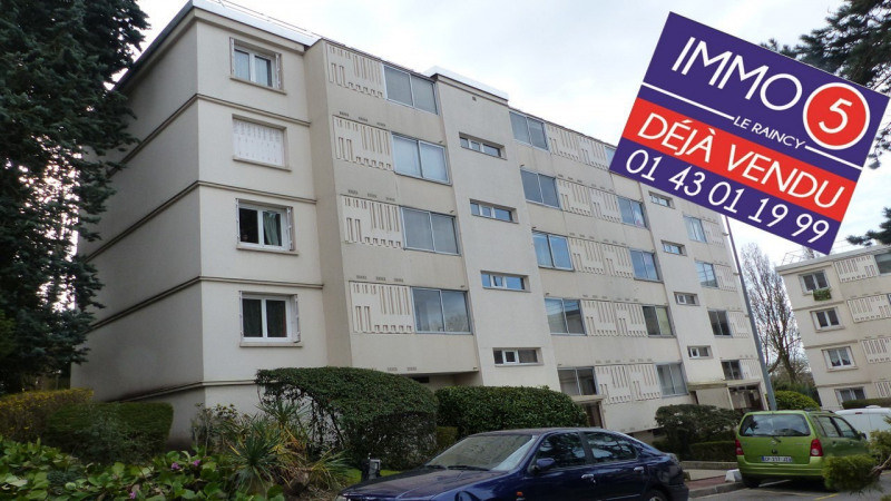Vente appartement Gagny 157 000€ - Photo 1