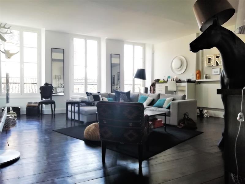 Vente de prestige appartement Bordeaux 628000€ - Photo 2