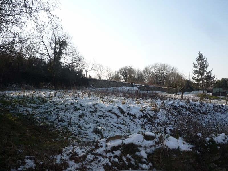 Vente terrain Nanteuil 18200€ - Photo 2