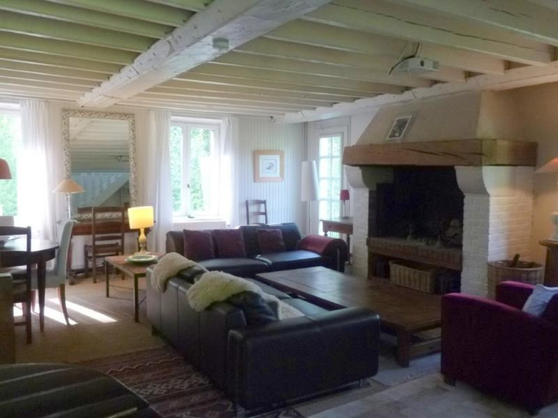 Vente maison / villa Fiquefleur equainville 450000€ - Photo 3