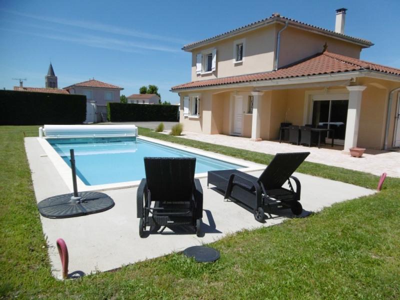 Vente maison / villa Saint-andré-de-corcy 419500€ - Photo 1