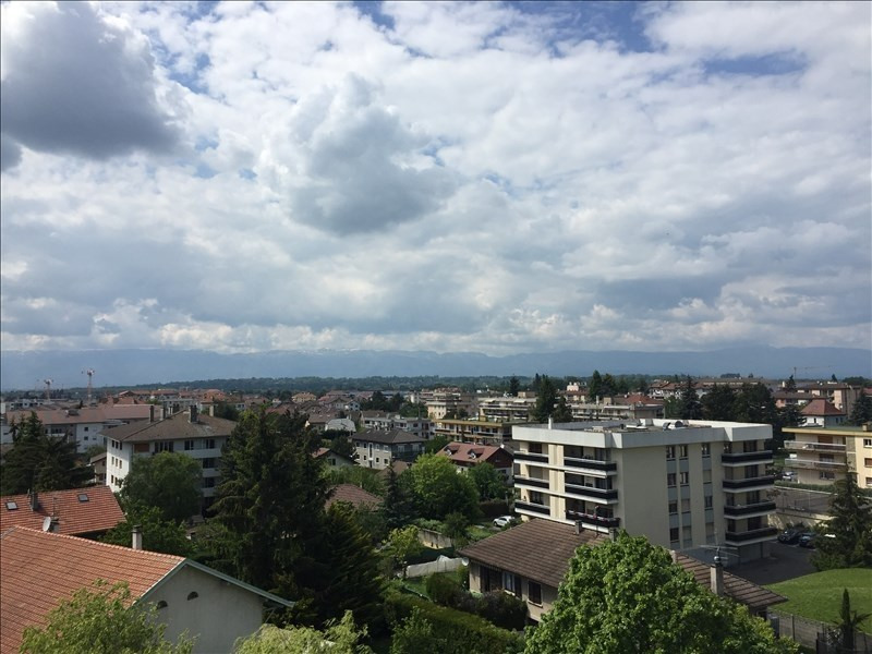 Rental apartment Annemasse 755€ CC - Picture 1