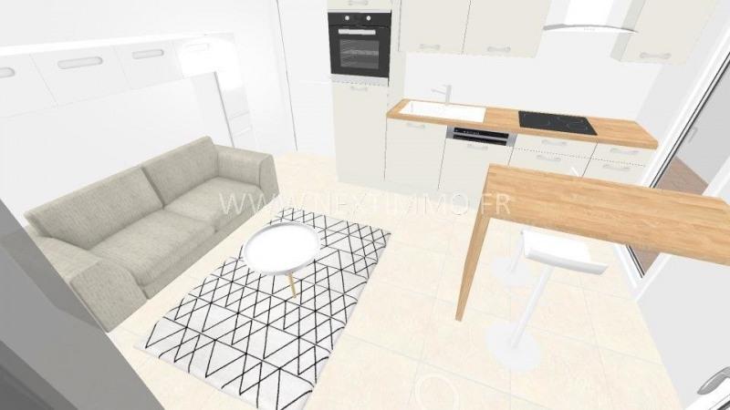 Locação apartamento Roquebrune-cap-martin 840€ CC - Fotografia 9