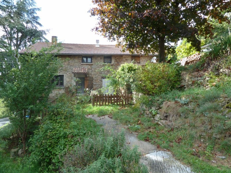 Vente maison / villa Dornas 195 000€ - Photo 2